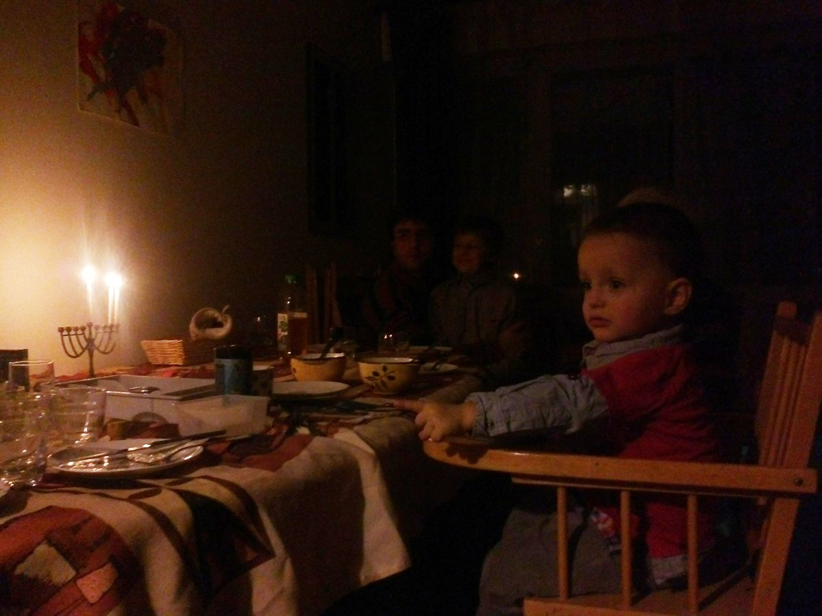 the second night of hanukkah
