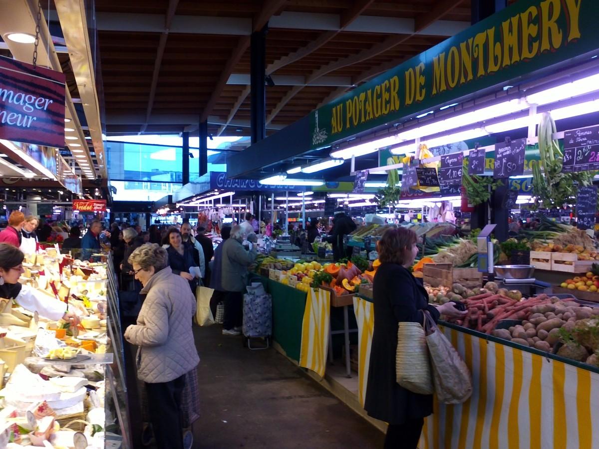 Antony market