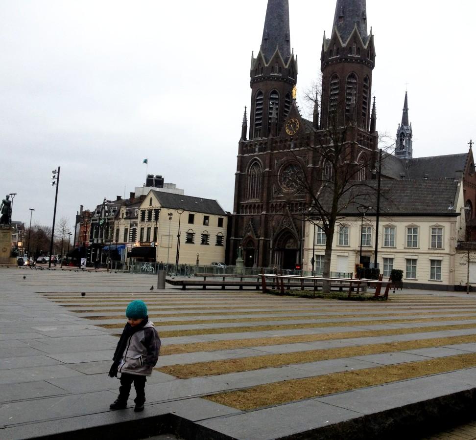 Louis in Tilburg