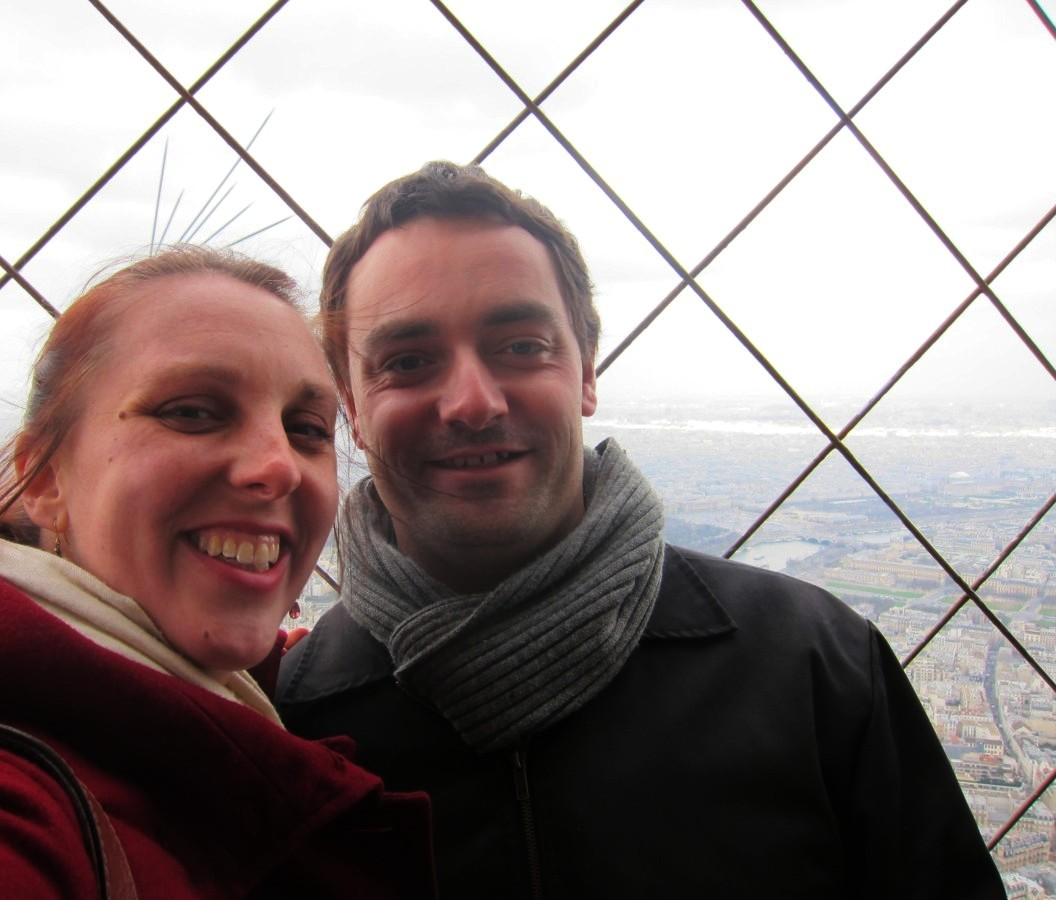 5th Anniversary, Eiffel Tower