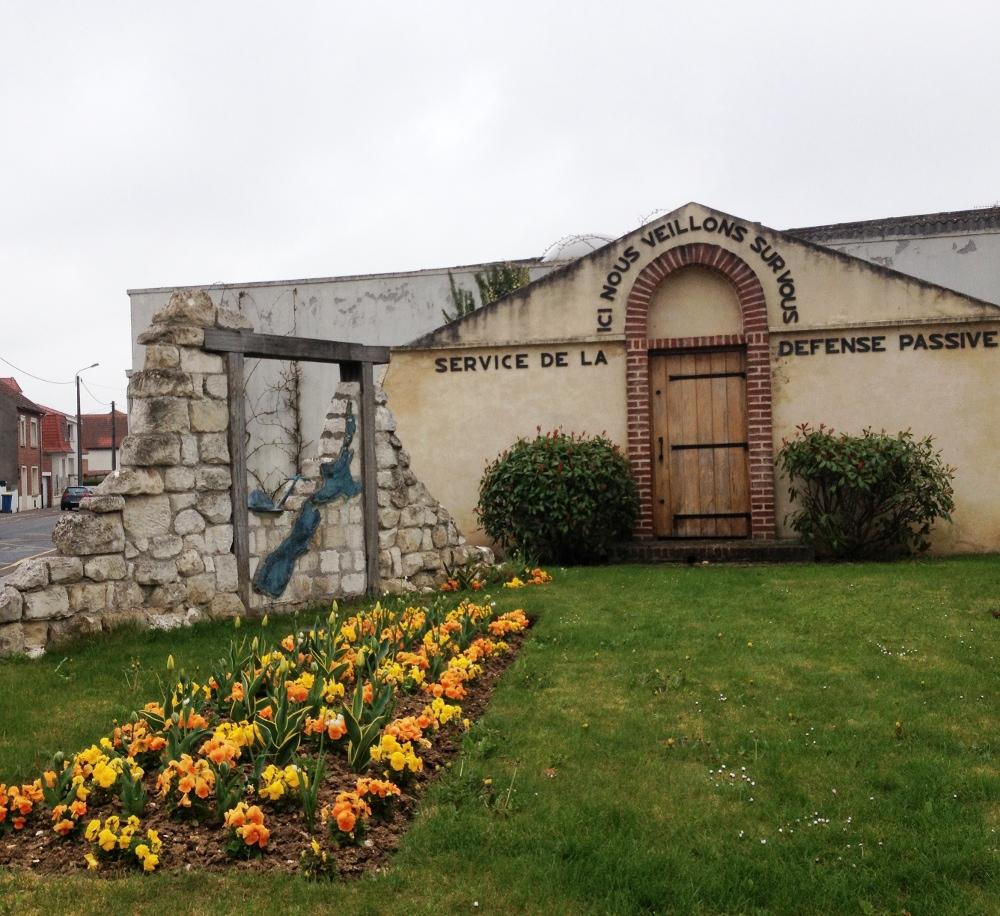 NZ memorial at Arras