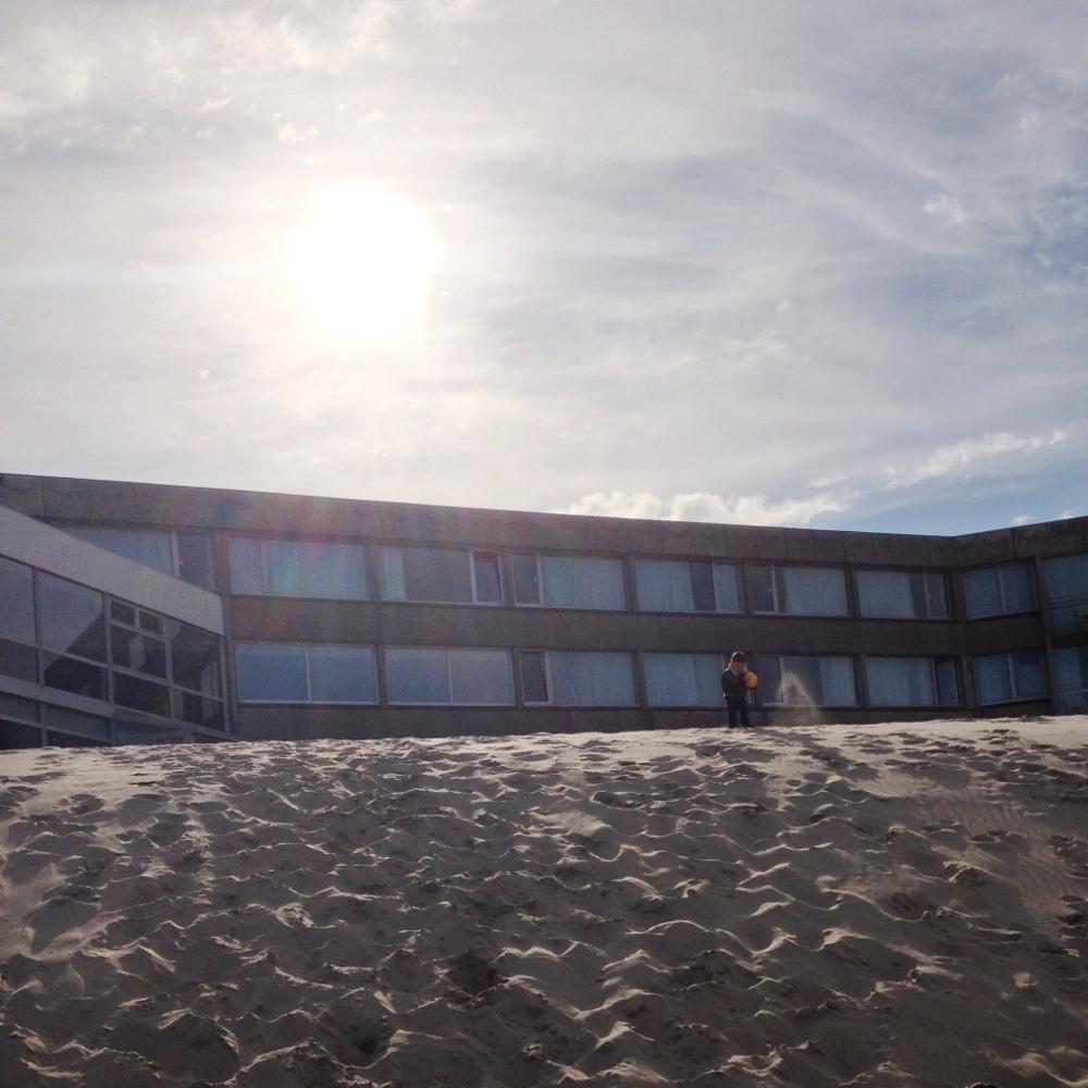 sun, sand and spa