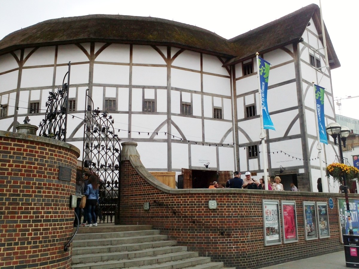Shakespeare's Globe (or not)