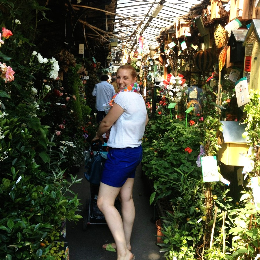 flower markets, ile de cite
