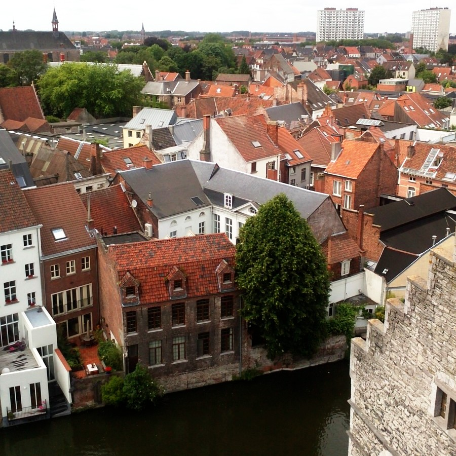 view of Gent