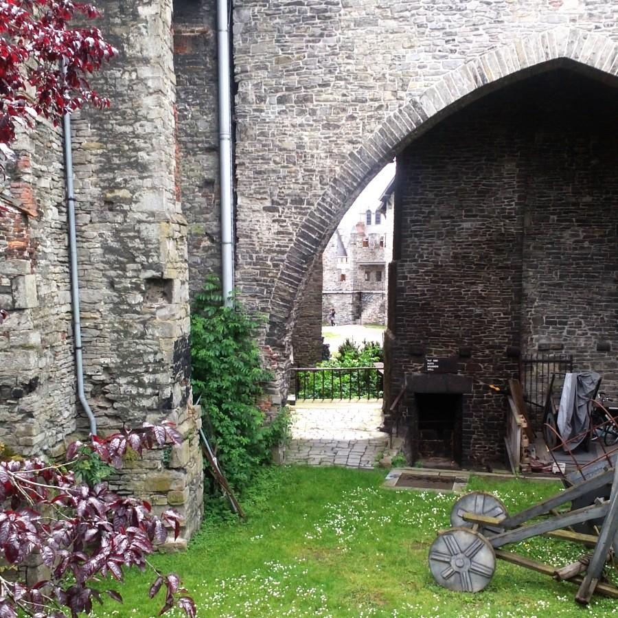 count's castle, gent, Belgium