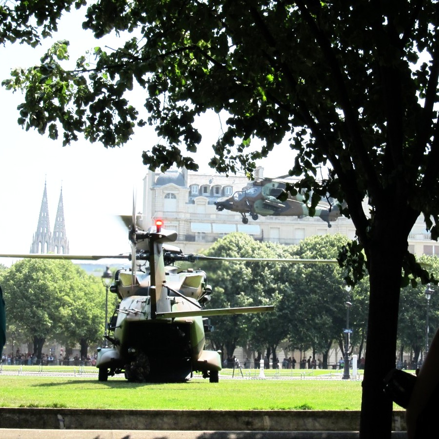 apaches at invalides, notre dame in background