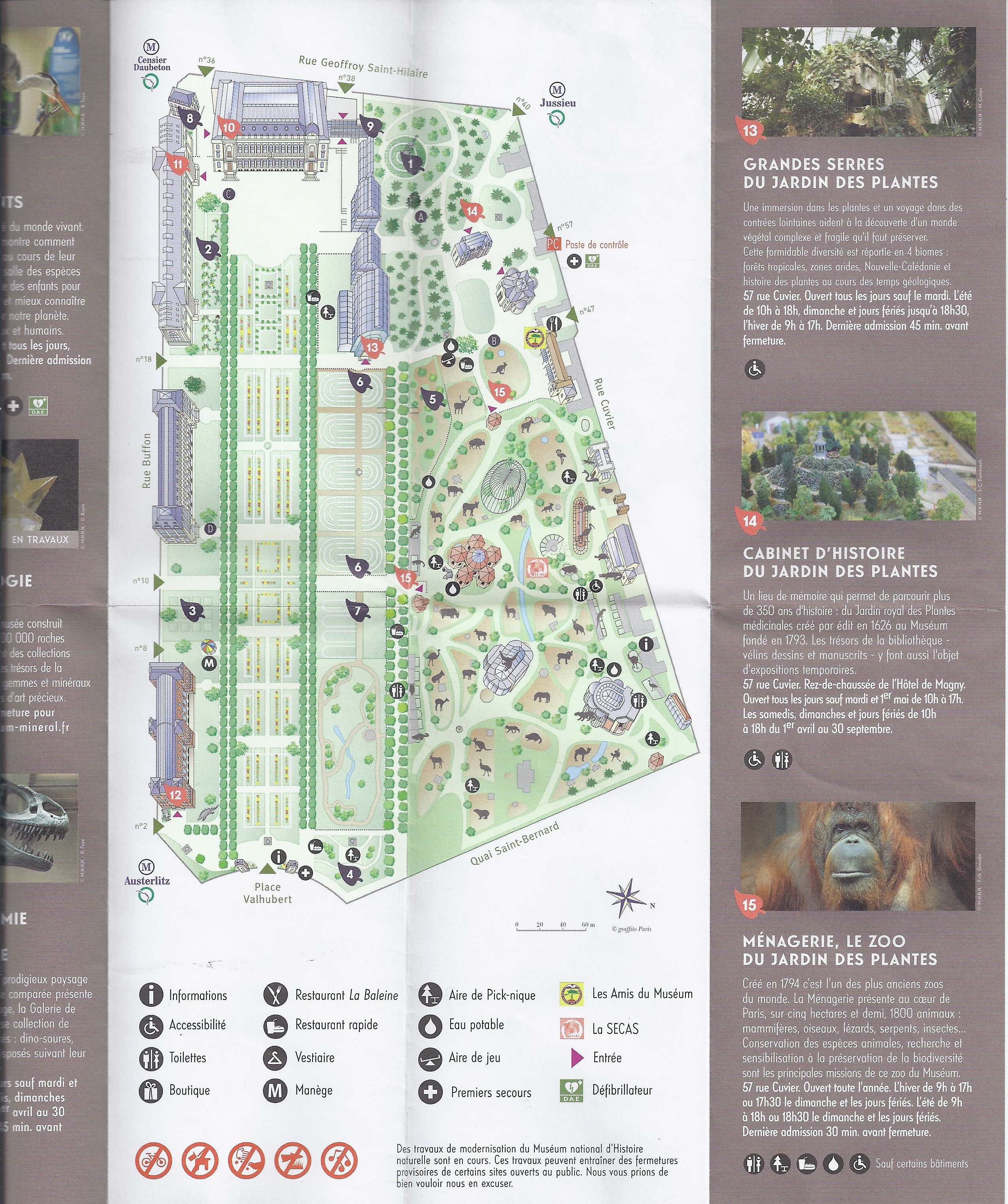 map of jardin des plantes, paris