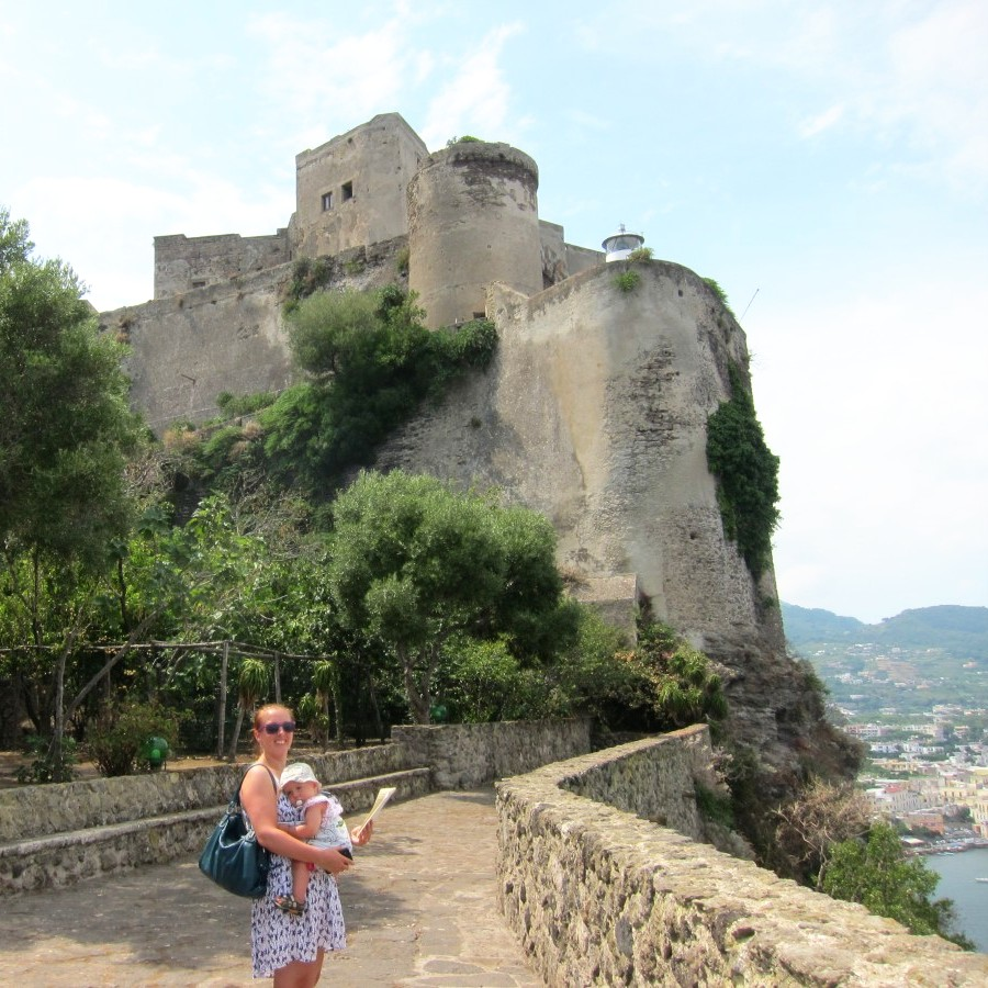 elena and I, olive terrace