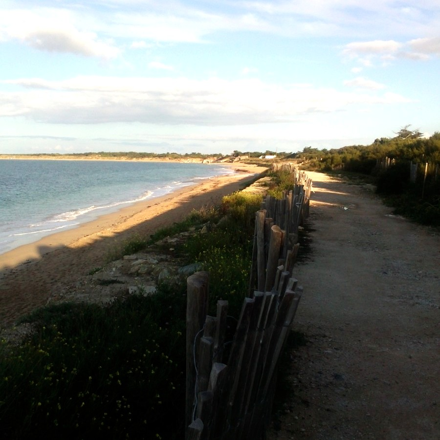 Ile de Re, north coast