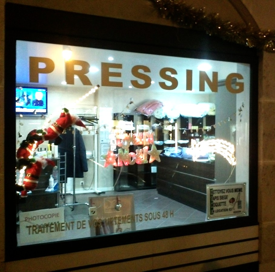 christmas if pressing