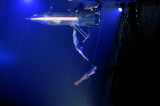 Acrobaties Aériennes