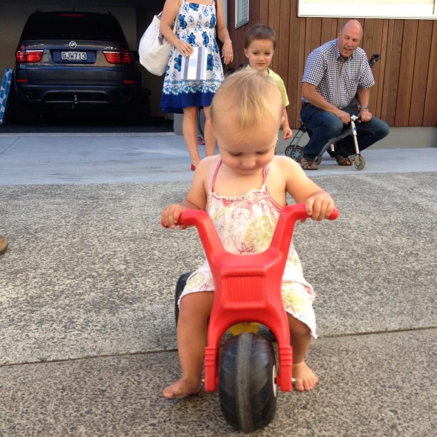 elena gon' ride