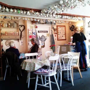 Cassandra tea rooms