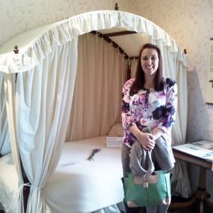 Austen's bedroom