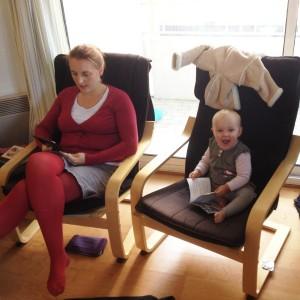 reading, together, sort of