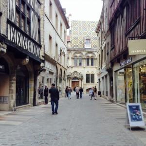 Luuk, in Dijon, France