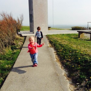 kids at baie de somme