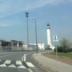 lighthouses, dunkirk