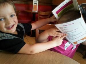 menu angst