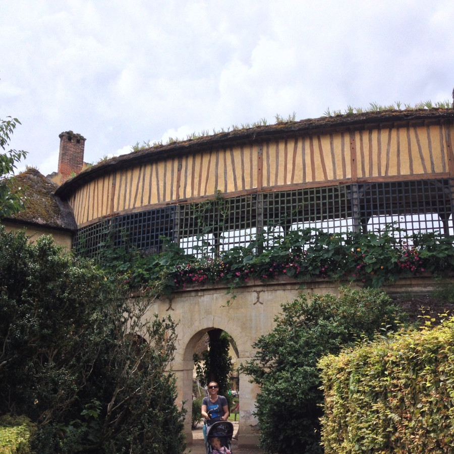 exploring marie antoinette's village at versailles