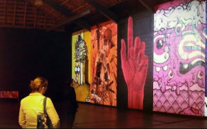 spectre exhibition, chch ymca